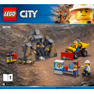 LEGO Mining Heavy Driller Set 60186 Instructions