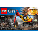 LEGO Mining Power Splitter Set 60185 Instructions