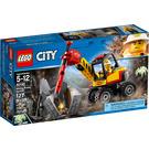 LEGO Mining Power Splitter Set 60185 Packaging
