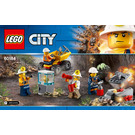 LEGO Mining Team Set 60184 Instructions