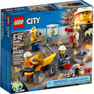 LEGO Mining Team Set 60184 Packaging