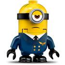 LEGO Minion Stuart in Pilot Outfit Minifigure