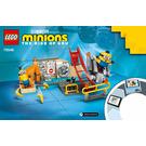 LEGO Minions in Gru's Lab Set 75546 Instructions