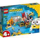 LEGO Minions in Gru's Lab Set 75546 Packaging