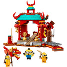 LEGO Minions Kung Fu Battle Set 75550