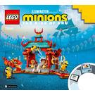 LEGO Minions Kung Fu Battle Set 75550 Instructions