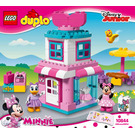 LEGO Minnie Mouse Bow-tique Set 10844 Instructions