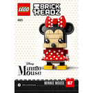 LEGO Minnie Mouse Set 41625 Instructions
