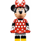 LEGO Minnie Mouse with Red Polka Dot Dress Minifigure