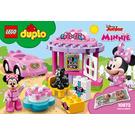 LEGO Minnie's Birthday Party Set 10873 Instructions