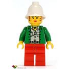 LEGO Miss Gail Storm Minifigure