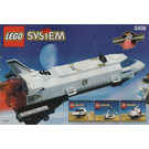 LEGO Mission Control Set 6456 Instructions