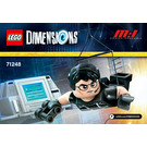 LEGO Mission Impossible Level Pack Set 71248 Instructions
