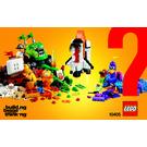 LEGO Mission to Mars Set 10405 Instructions