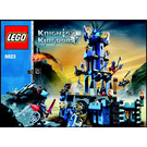 LEGO Mistlands Tower Set 8823 Instructions