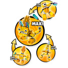 LEGO Mixels Yellow Collection Set 5003803