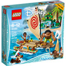 LEGO Moana's Ocean Voyage Set 41150 Packaging