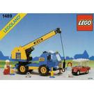 LEGO Mobile Car Crane Set 1489