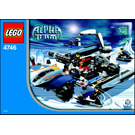 LEGO Mobile Command Center Set 4746 Instructions