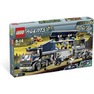 LEGO Mobile Command Center Set 8635 Packaging