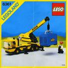 LEGO Mobile Crane Set 6361