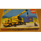 LEGO Mobile Crane Set 6361 Packaging