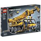 LEGO Mobile Crane Set 8421 Packaging