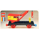 LEGO Mobile Crane (Train Base) Set 128-2