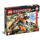 LEGO Mobile Defense Tank Set 7706 Packaging