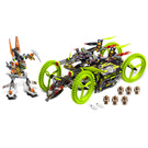 LEGO Mobile Devastator Set 8108