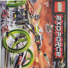 LEGO Mobile Devastator Set 8108 Instructions