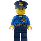 LEGO Mobile Police Unit Cop Minifigure