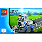 LEGO Mobile Police Unit Set 60044 Instructions