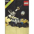 LEGO Mobile Rocket Transport Set 6950