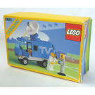 LEGO Mobile TV Studio Set 6661 Packaging