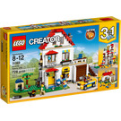 LEGO Modular Family Villa Set 31069 Packaging