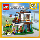 LEGO Modular Modern Home Set 31068 Instructions