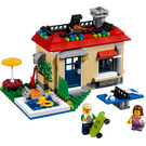 LEGO Modular Poolside Holiday Set 31067