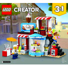LEGO Modular Sweet Surprises Set 31077 Instructions