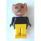 LEGO Moe Mouse Fabuland Minifigure