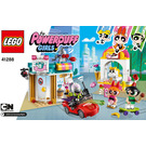 LEGO Mojo Jojo Strikes Set 41288 Instructions