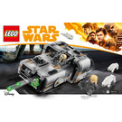 LEGO Moloch's Landspeeder Set 75210 Instructions