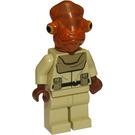 LEGO Mon Calamari Officer Minifigure