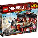 LEGO Monastery of Spinjitzu Set 70670 Packaging