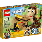 LEGO Monkey and Toucan Set 31019 Packaging