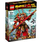 LEGO Monkey King Warrior Mech Set 80012 Packaging