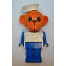 LEGO Monkey Mate Fabuland Minifigure