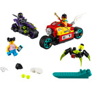 LEGO Monkie Kid's Cloud Bike Set 80018