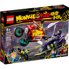 LEGO Monkie Kid's Cloud Bike Set 80018 Packaging