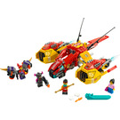 LEGO Monkie Kid's Cloud Jet Set 80008